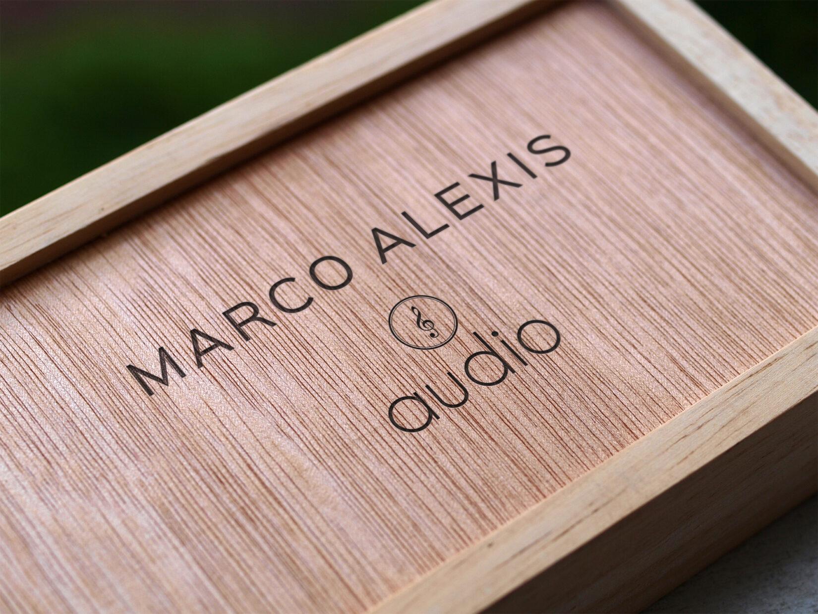 Marco Alexis Audio