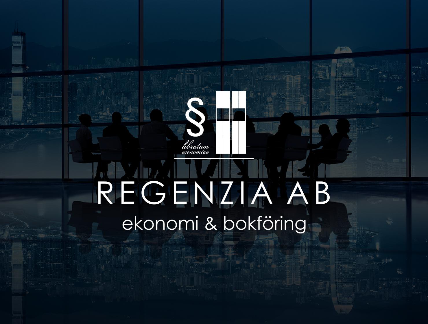 Reganzia AB